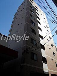 東京都荒川区西尾久4丁目の賃貸マンションの外観
