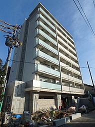 TKアンバーコート六条通[7階]の外観