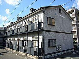 ルート門松駅IIB[1階]の外観