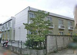 レオパレスシャンブル壱番館[2階]の外観