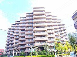 クリア・クレセント住之江[9階]の外観