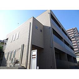 新潟県新潟市中央区上大川前通5番町の賃貸アパートの外観