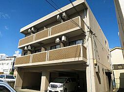 大阪府茨木市中穂積2丁目の賃貸マンションの外観