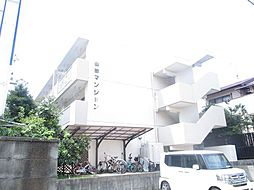 山田マンション[3階]の外観