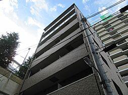東京都豊島区上池袋2丁目の賃貸マンションの外観