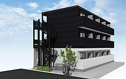 仮称)加平3丁目新築アパート[104号室]の外観