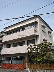 宮城県仙台市青葉区上杉6丁目の賃貸マンションの外観