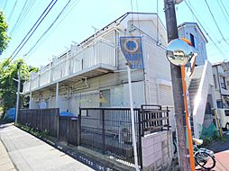 メゾン直希[2階]の外観