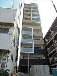 大阪府大阪市港区南市岡2の賃貸マンションの外観