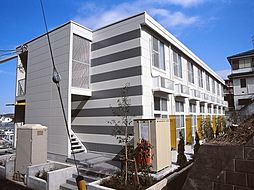 神奈川県横浜市神奈川区片倉1丁目の賃貸アパートの外観