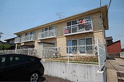 愛知県名古屋市中川区南脇町1丁目の賃貸アパートの外観