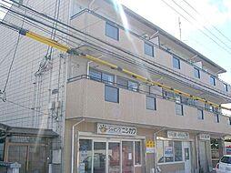 ハイツニシカワ[203号室]の外観
