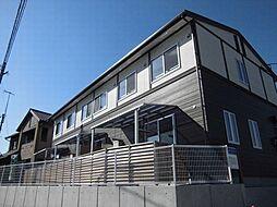 [テラスハウス] 福岡県筑紫野市二日市西3丁目 の賃貸【/】の外観
