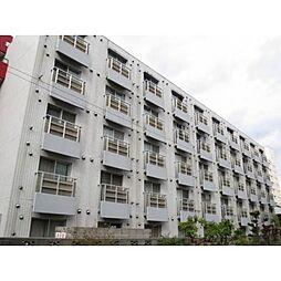 北海道札幌市北区北二十三条西6丁目の賃貸マンションの外観