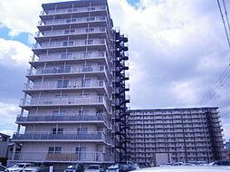 守口ビューハイツ[3階]の外観