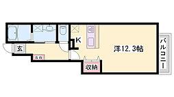 夢前川駅 4.6万円