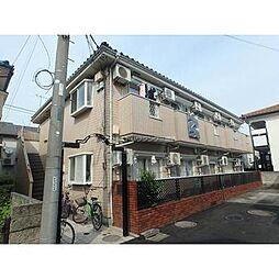 東京都小金井市本町5丁目の賃貸アパートの外観