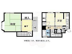 京王線 仙川駅 徒歩17分