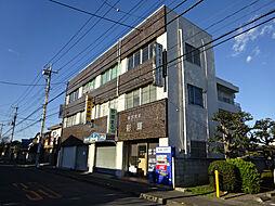 岡村ビル[9号室]の外観