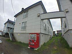 サンローゼ北野B[3階]の外観