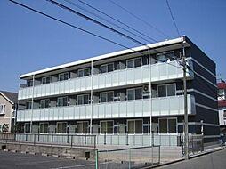 埼玉県さいたま市大宮区堀の内町の賃貸マンションの外観