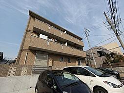 愛知県名古屋市千種区向陽町2丁目の賃貸アパートの外観
