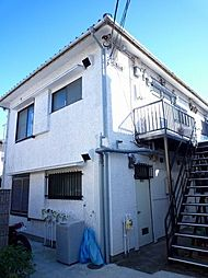 東京都杉並区成田東1丁目の賃貸アパートの外観