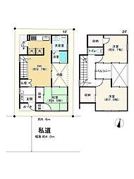 地下鉄成増駅 1,980万円