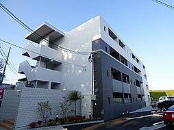 大阪府茨木市野々宮2丁目の賃貸マンションの外観