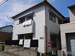 コーポ須玖[203号室]の外観