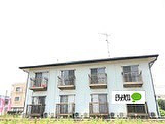 ジュノムハイツ 2階の賃貸【群馬県 / 太田市】