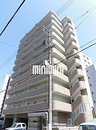 ノヴェル新栄[4階]の外観
