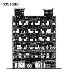 ゴールイン[3階]の外観