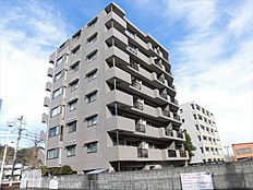 鉄筋コンクリート造8階建 南向き