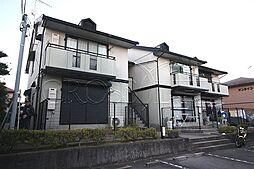 兵庫県神戸市西区中野2丁目の賃貸アパートの外観