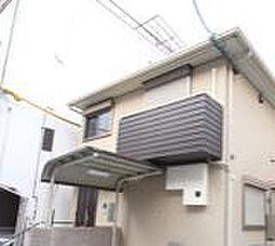 大阪府大阪市天王寺区下寺町2丁目の賃貸アパートの外観