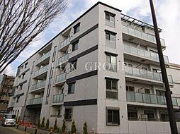 東京都練馬区高松1丁目の賃貸マンションの外観