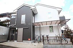 グランディール永田北[2階]の外観