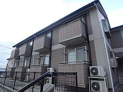 ラフォ−レ山崎[A203号室]の外観