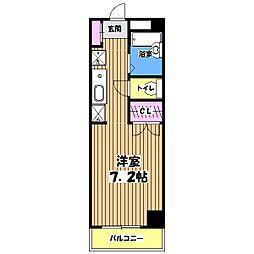 第7宮田追分マンション[7階]の間取り