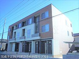 埼玉県川越市大字寺尾の賃貸アパートの外観
