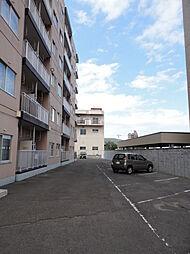 北海道札幌市中央区南六条西27丁目の賃貸マンションの外観