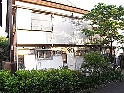 静三荘[6号室]の外観