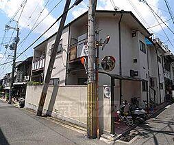 京都府京都市東山区興善町の賃貸アパートの外観