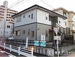 愛知県岡崎市稲熊町字5丁目の賃貸アパートの外観