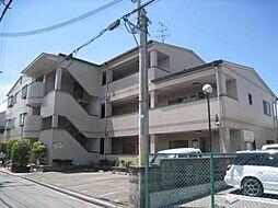 ラヴェルドムール[2階]の外観