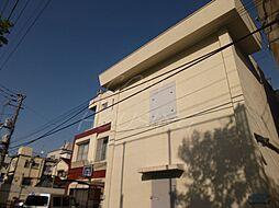 第二御苑マンション[3階]の外観