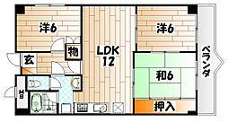 フォーラム[4階]の間取り
