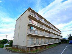 カーサ六高台[4B号室]の外観