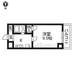 木津駅 3.2万円